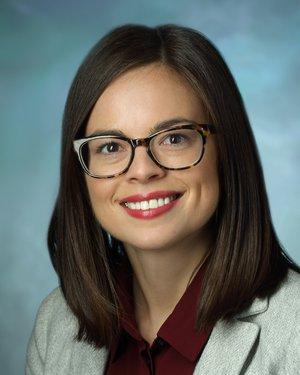 Headshot of Rachel V Aaron