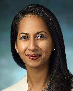Headshot of Priya Umapathi