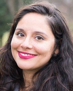 Headshot of Sheila Venkata Ravendhran