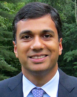 Headshot of Allen Bhupendra Kachalia