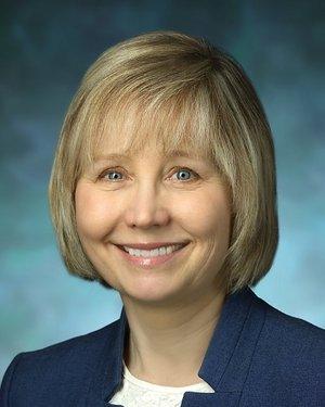 Headshot of Valerie Lynn Baker