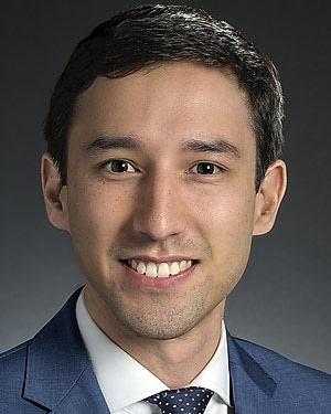 Headshot of Kevan Jonathan Salimian