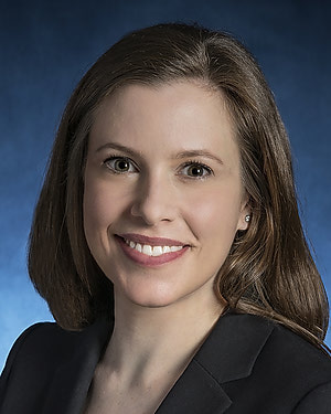 Headshot of Melanie Claire Dispenza