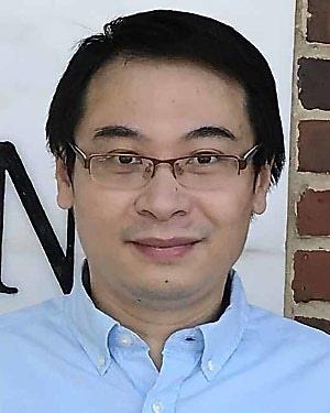 Headshot of Qing Lin