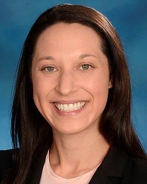 Headshot of Eve Gail Hoffman