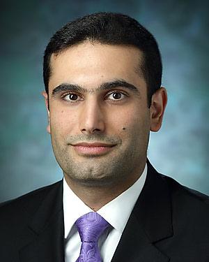 Headshot of Amir Manbachi