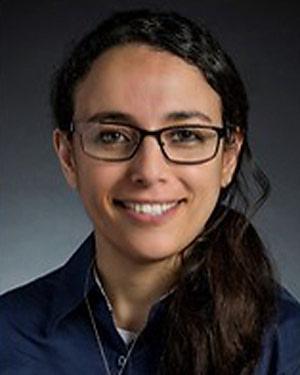 Headshot of Heba Mostafa