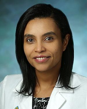 Headshot of Lediya Cheru