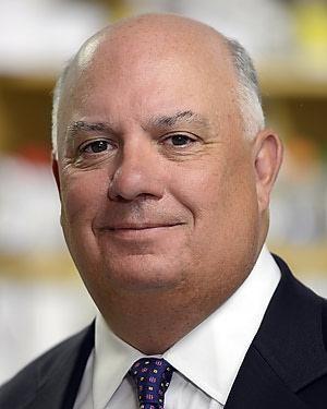 Headshot of Paul Alexander Welling