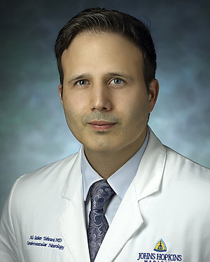 Headshot of Ali Shabahang Saber Tehrani