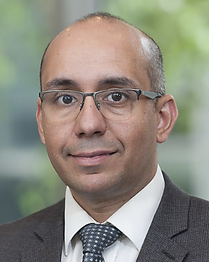 Headshot of Yasser Mohamed Ali Ged