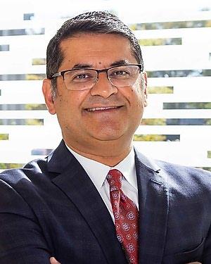 Headshot of Ashwani Rajput