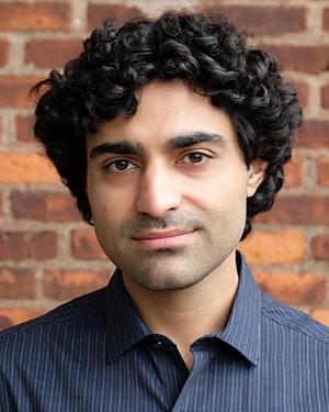 Headshot of Reza Kalhor