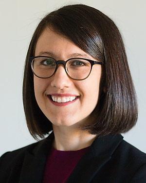 Headshot of Rachel D. Reetzke