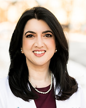 Headshot of Tina R Nandi
