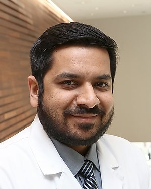Headshot of Vikrant Agrawal