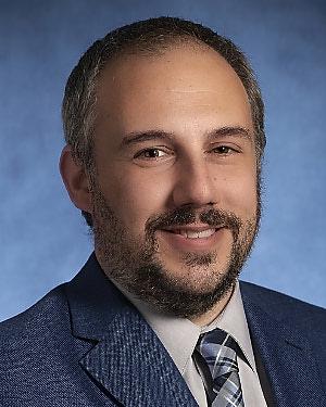 Headshot of Mark D. Zarella