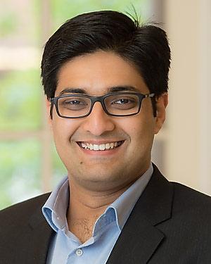 Headshot of Akshay Nitin Gupte