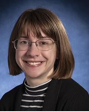 Headshot of Jacqueline Elizabeth Birkness