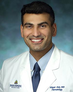 Headshot of Khyzer B Aziz