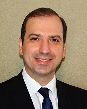 Headshot of Kourosh Nazari