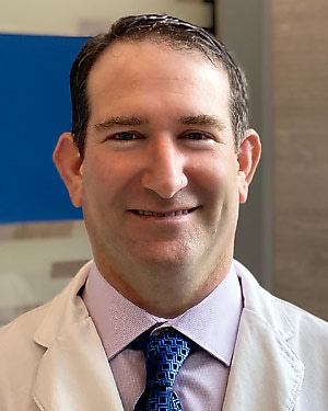 Headshot of Daniel David Gruber