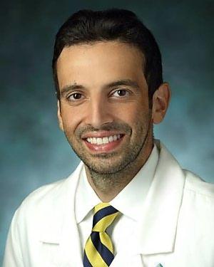 Headshot of Omid Motabar