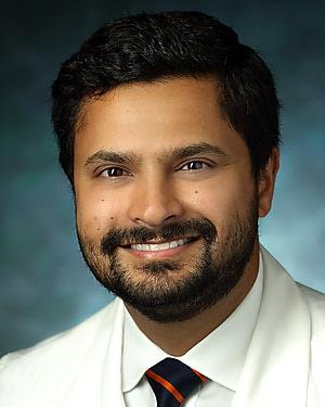 Headshot of Vishal Hegde