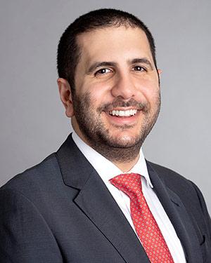 Headshot of Peter Anton Najjar