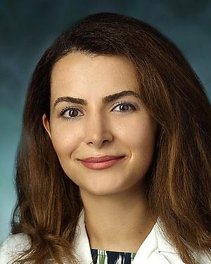 Headshot of Sanaz Ghaderi Niri