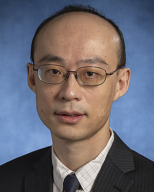 Headshot of Kevin Yang