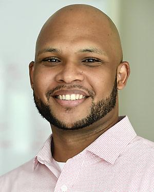 Headshot of Jude M. Phillip