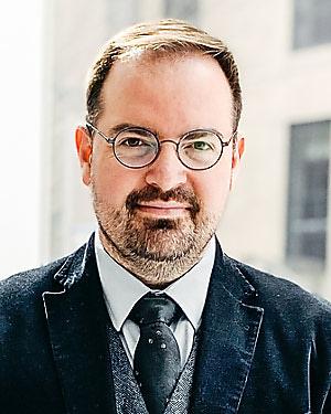 Headshot of Martin Trapecar