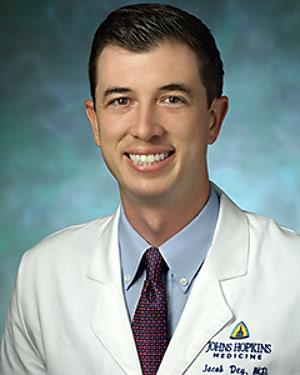 Headshot of Jacob Klein Dey