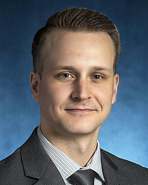Headshot of Bryan Patrick Broderick