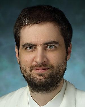 Headshot of Marios Arvanitis