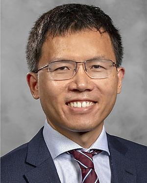 Headshot of Xiangbo Ruan