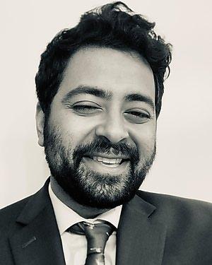 Headshot of Rohan Mathur