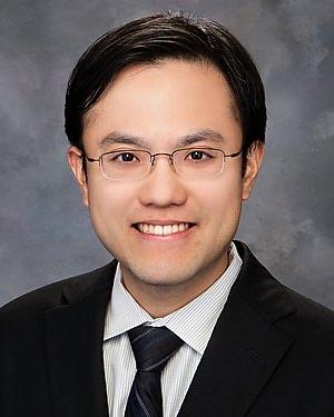 Headshot of Frederick Howe Kuo