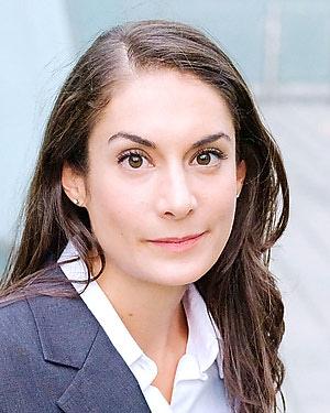 Headshot of Genevieve Lauren Stein-O'Brien