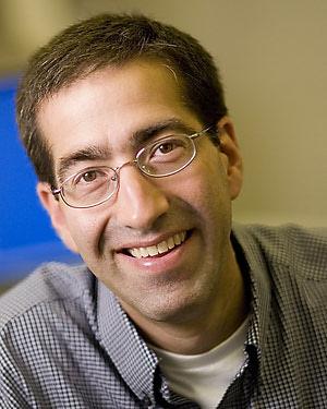 Headshot of Peter P. Zandi