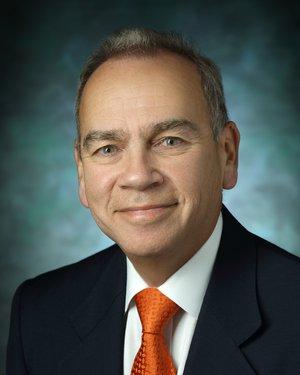 Headshot of Juan C Troncoso