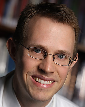 Headshot of Gedge David Rosson