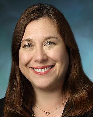 Headshot of Suzanne Rybczynski