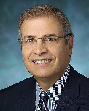Headshot of Peter Anthony Campochiaro