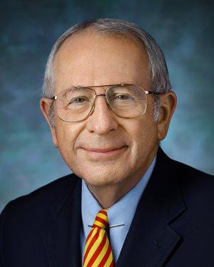 Headshot of John L Cameron