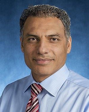 Headshot of Khaled M Kebaish