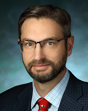 Headshot of Christian Paul Pavlovich