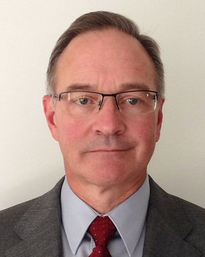 Headshot of Robert D Foss