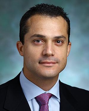 Headshot of Franco Rafael D'Alessio
